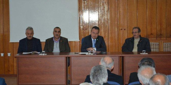 Erbaa'daki tuğla fabrikaları OSB'ye taşınacak