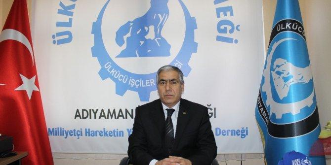 Ülkücü İşçiler Derneğinden CHP İl Başkanı ile ilgili açıklama