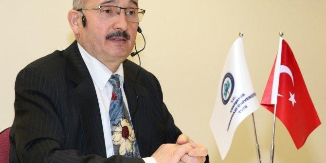 ESOGÜ'de 'Orta Asya'da Dini Hayat ve Din Eğitimi' konulu konferans