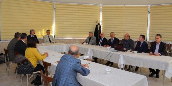 KKDP'nın İlk Değerlendirme Toplantısı Gerçekleştirildi