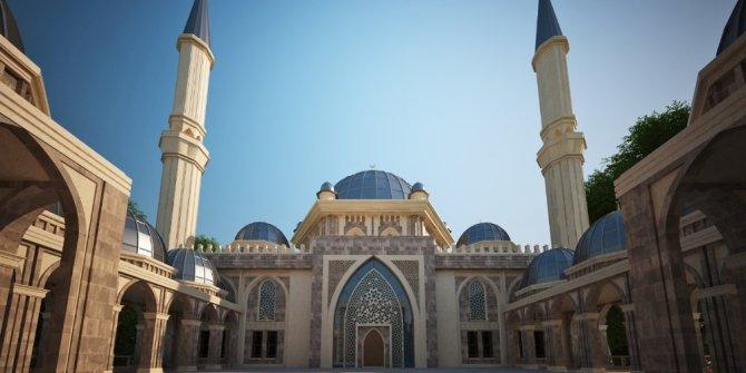 11 Nisan Külliyesine Osmanlı ve Selçuklu mimarisi yansıtılacak
