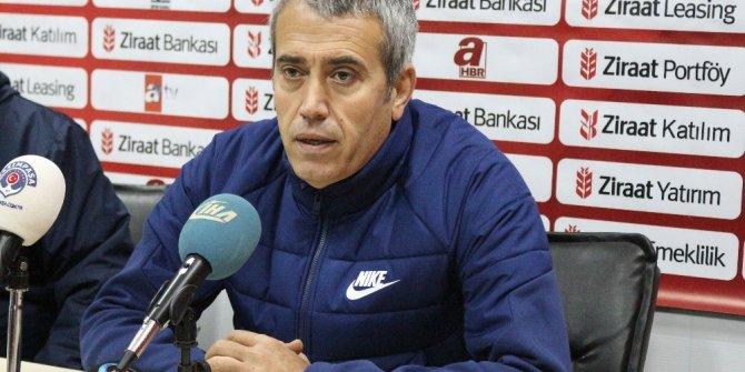 Boluspor - Kasımpaşa maçının ardından