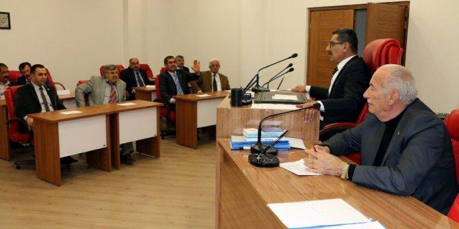 İl Genel Meclisi Aralık ayı toplantısı yapıldı