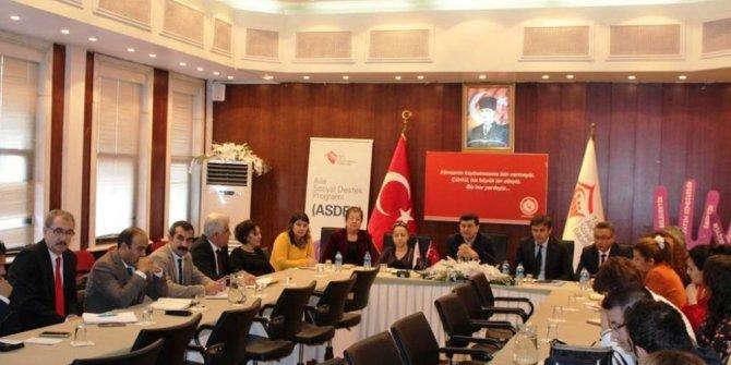 Aydın'da kuruluş müdürleri toplantısı yapıldı