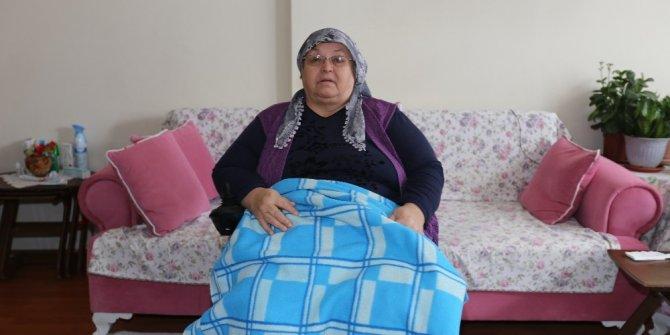 Efeler Belediyesi engelli vatandaşa akülü sandalye hediye etti