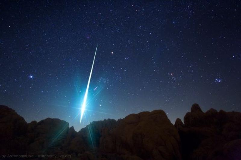 Geminid Meteor Yağmuru Nedir | Ne Zaman Başlayacak