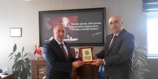 Mehmetçik Vakfı'ndan teşekkür ziyareti