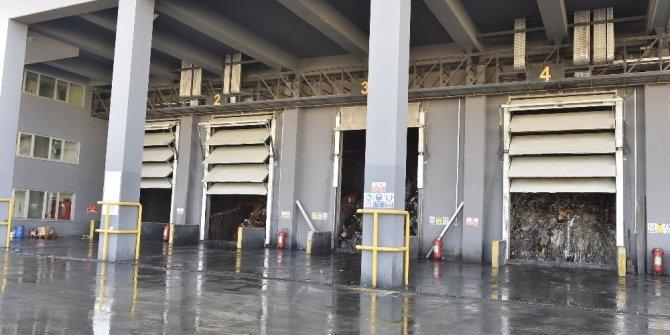 Türkiye'nin en büyük endüstriyel atık tesisi Ankara'da