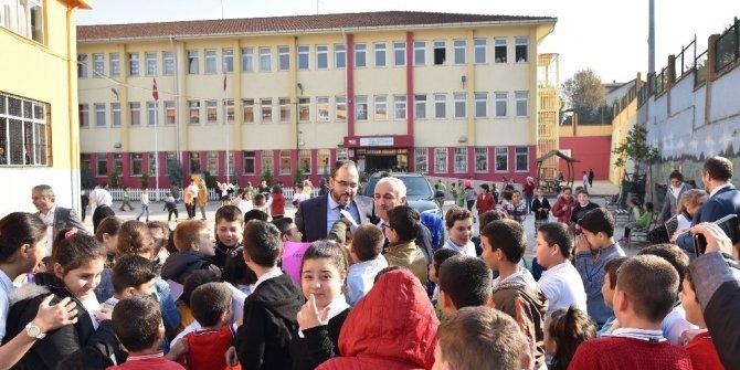 Eğitimin kenti Başiskele'nin yeni okulları yükseliyor