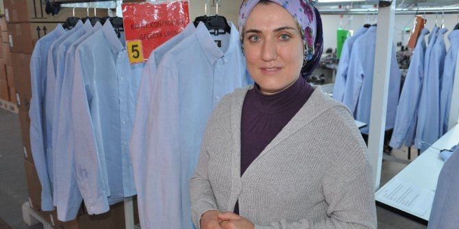 Simav'dan Avrupa'ya tekstil ihracatı