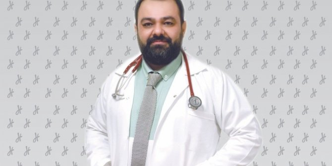 İç Hastalıkları Uzmanı Halil Kalli Hatem Hastanesinde
