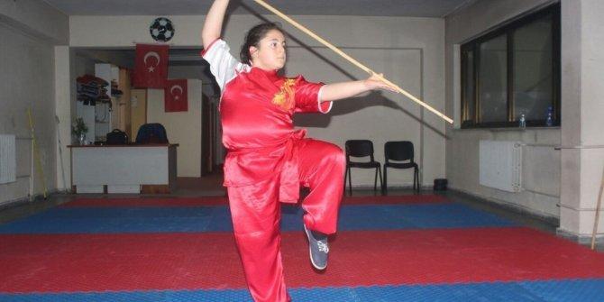 Dövüş sporlarında yeni akımın adı: Wushu Taolu