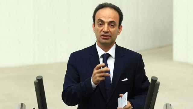 HDP'li Osman Baydemir'e Genel Kuruldan Çıkarma Cezası