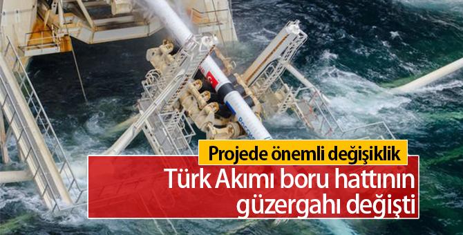 Türk Akımı Projesi Nedir | Türk Akımı Boru Hattının Güzergâhı Değişti