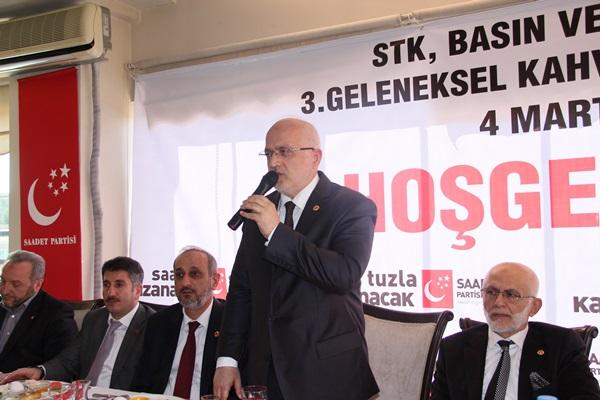 "Ahmet Dikici; ""Tertemiz Bir Siyasi Partiyiz"""