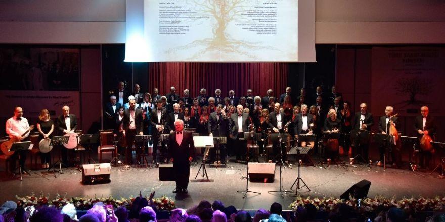 Muratpaşa'da Atatürk'ün gelişi anısına konser