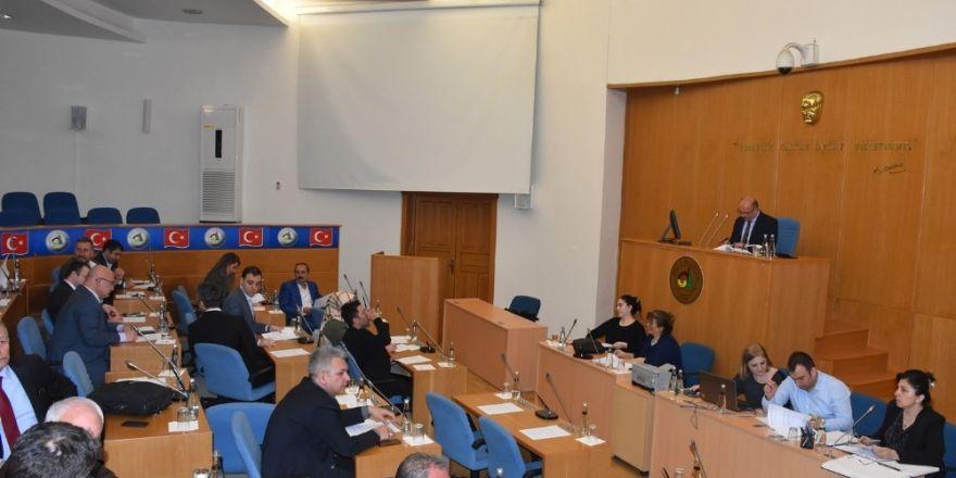 Düzce Belediyesi Meclis toplantıları başladı