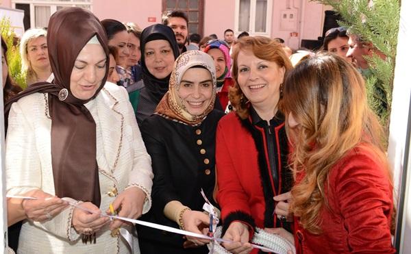 Tuzla'da Üreten Bayanlar Kazanıyor