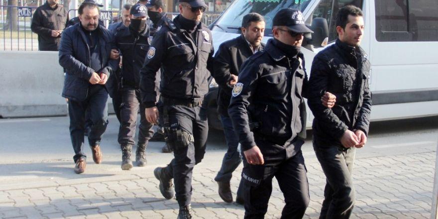 Bolu'da FETÖ soruşturmasında 30 kişi adliyeye sevk edildi