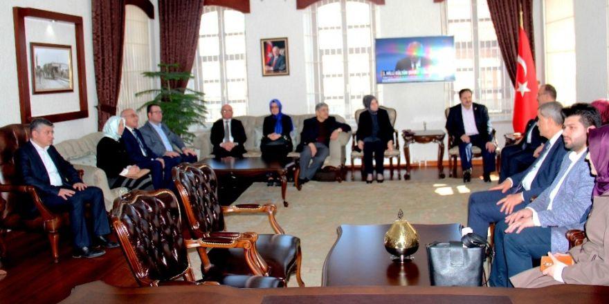 AK Parti Konya İl Başkanlığı referandum çalışmalarına başladı