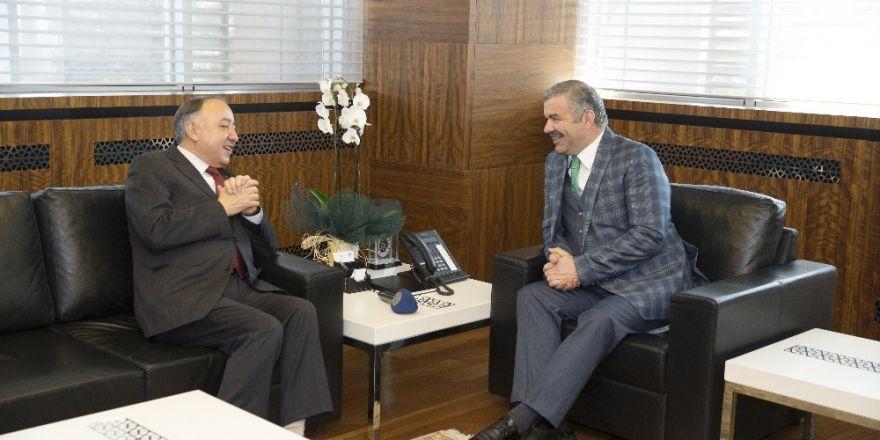 Afganistan Büyükelçisi Kayseri Olduğunu Söyledi