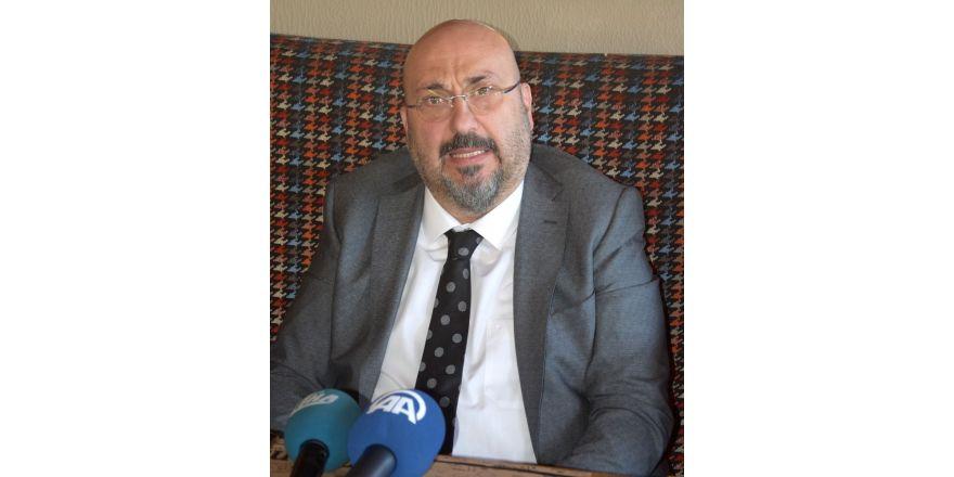 Giresunspor Başkanı Bozbağ, taraftardan helallik istedi