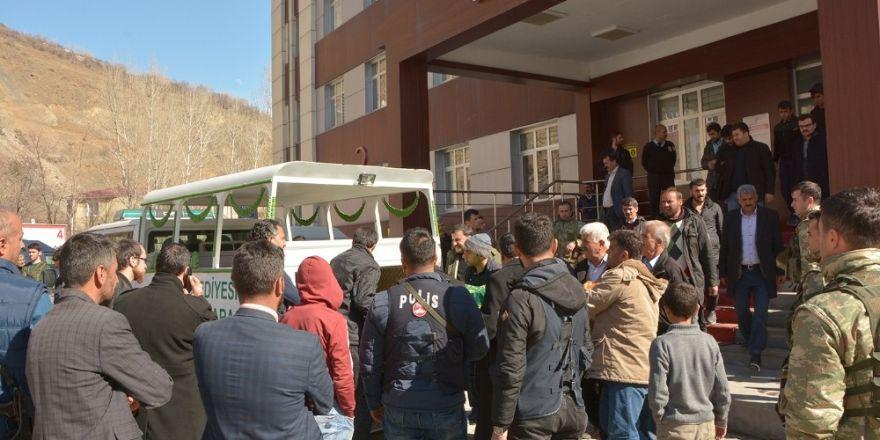 Acı haber Tunceli'den! 1 asker şehit oldu