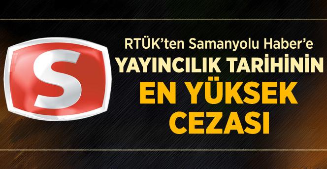 RTÜRK'den STV'ye Yayıncılık Tarihinin En Yüksek Cezası