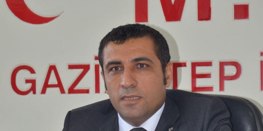 MHP İl Başkanı Ali Muhittin Taşdoğan'dan 8 Mart Kadınlar Günü kutlaması