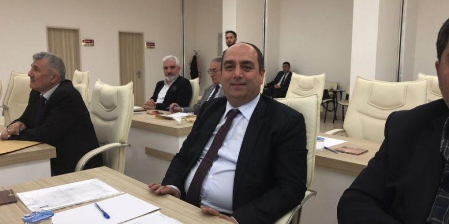 Belediye Meclis üyeliğinden istifa etti