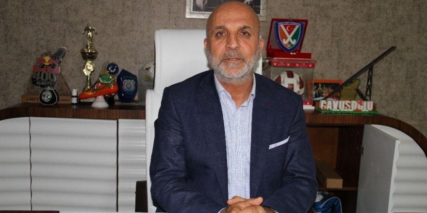 """Başkan Çavuşoğlu: """"Puan veya puanlara ihtiyacımız var"""""""