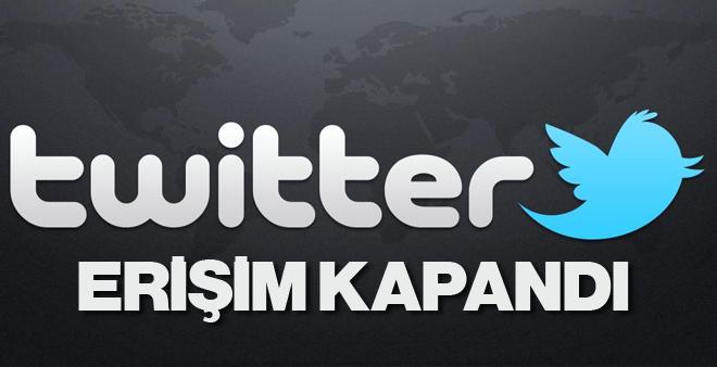 Twitter Neden Kapatıldı