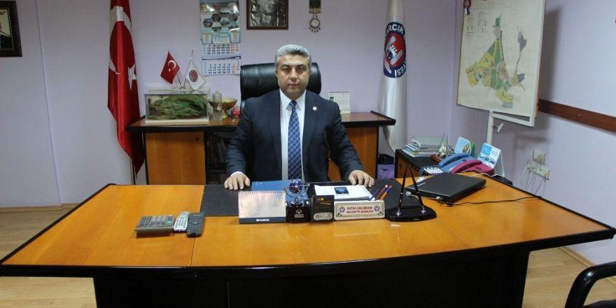 Belediye Başkanı Çalışkan'dan '8 Mart Dünya Kadınlar Günü' mesajı