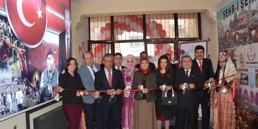 Şehzadeler HEM'den Kadınlar Gününe özel sergi