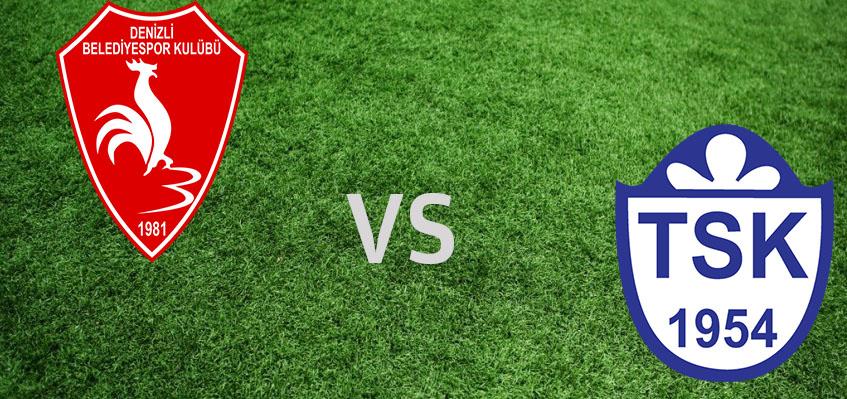 Denizli Büyükşehir Belediyespor & Tuzlaspor Maç sonucu