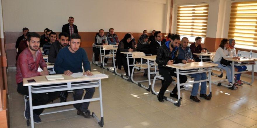İhsaniye'de girişimcilik kursu başladı