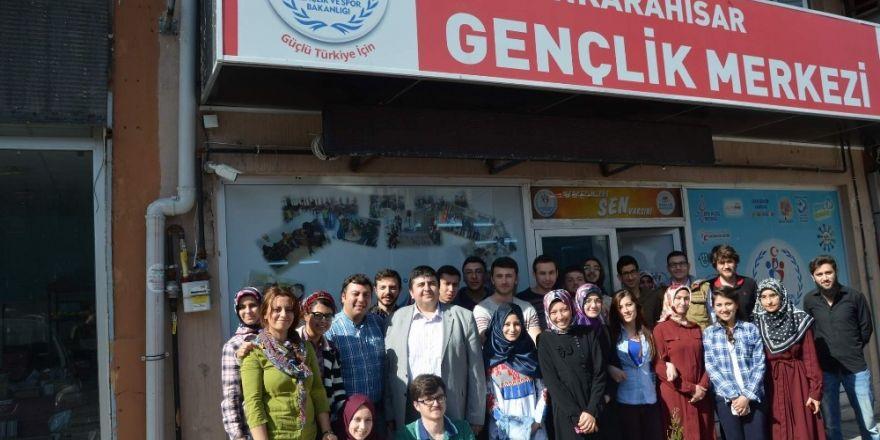 Afyonkarahisar Gençlik Merkezi başarılara imza atmaya devam ediyor