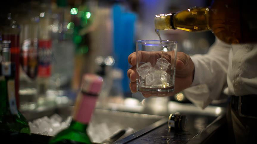 Alkollü içkilere ÖTV zammı…