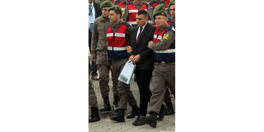 Sanık Dalaman Deniz Hava Üs Komutanı Albay Cenk Bahadır Avcı: