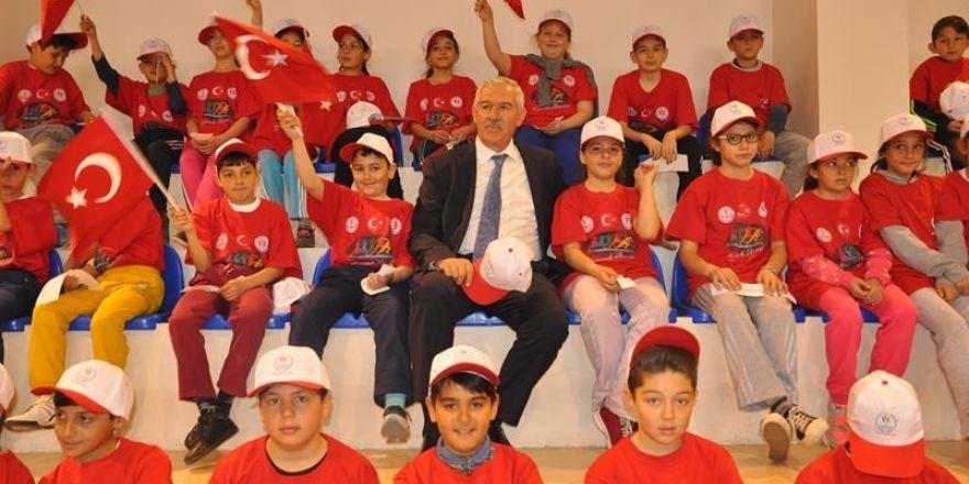 Kayseri'de 31 bin 703 öğrenci yetenek taramasından geçti