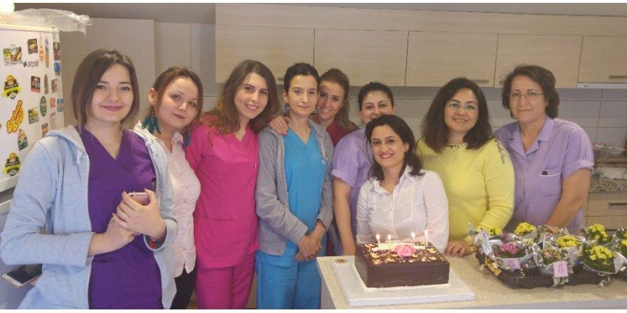 Esteticare'de kadınlar günü kutlaması