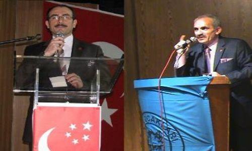 Türk Ocaklarından SP Ziyaret
