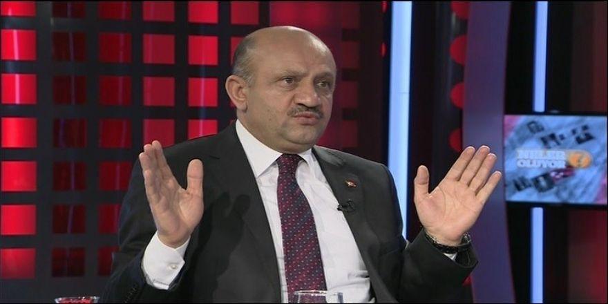 Milli Savunma Bakanı Fikri Işık, TGRT Haber'de gündemi değerlendirdi