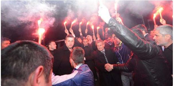 Pendik AK Parti'de Zafer Coşkusu