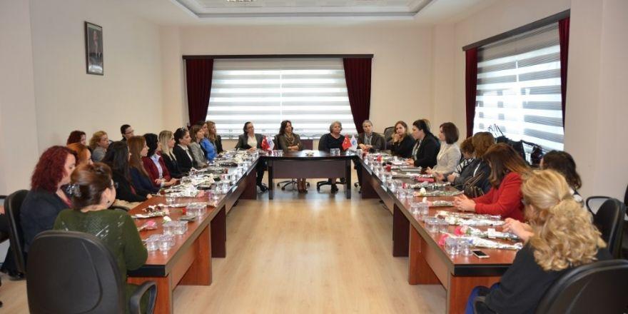 Kadın sorunlarının çözülmesi toplantısı