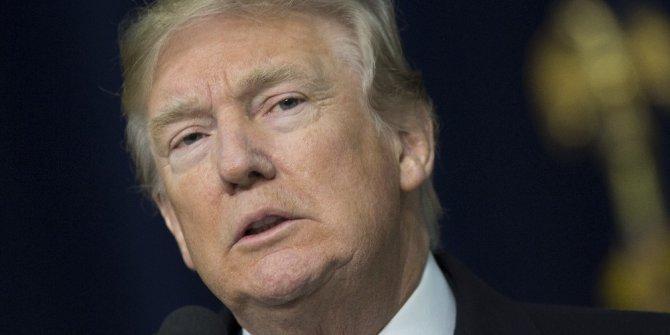 """Trump: """"B.k çukuru ülkeler"""" sözünü argo bir dil kullanarak söyledim"""""""