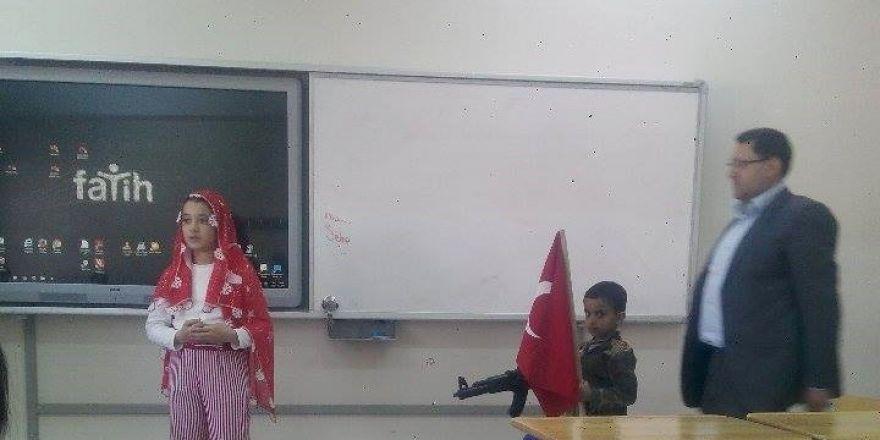 İstiklal Marşını güzel okuma yarışması