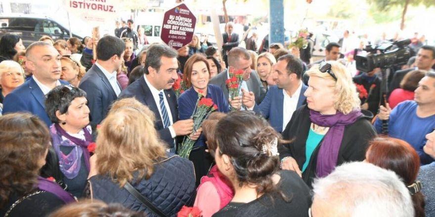 Çukurova'dan Kadınlar Günü kutlaması
