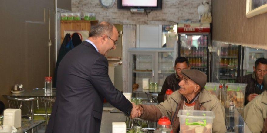 """Bünyan Belediye Başkanı Gülcüoğlu, """"Vatandaşlarımızın İstek ve taleplerini dikkate alarak çözüm üretiyoruz"""""""