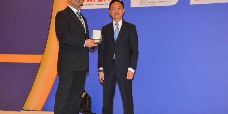 İstanbul Uluslararası Buluş Fuarına Katılan, Erciyes Teknopark Erciyes Teknoloji Transferi Ofisi İki Ödül Kazandı
